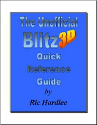 Blitz Basic 3D Quick Reference