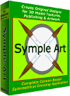 Symple Art Design Software for Windows
