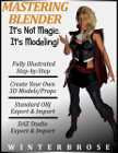 MASTERING BLENDER for Daz Studio Users by Winterbrose Arts & Graphics, LTD Introduction to Blender Modeling for DAZ Studio Users: Have you always wanted to create 3D models for DAZ Studio but didn't have the time or money to get started? Your wait is over! With this tutorial and the awesome yet freely available Blender modeler, you can get started in no time at all. Don't spend big dollars just to discover that 3D modeling isn't for you. Start with this beginner's guide and see if you really like modeling. If you do, then continue your journey with other modeling tutorials or venture into other areas like posing or animations. This inroductory guide to Blender is a general tutorial on how to install, customize and use Blender to begin creating your own 3D models. It covers the basic techniques to get you started and ease the learning curve for 3D modeling. This 144-page fully illustrated beginner's guide is provided in PDF format.