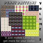 Penny Patterns Volume 2