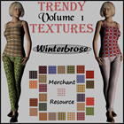 Trendy Texture Kit v1RoLoW Winterbrose