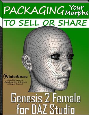 WINTERBROSE - Pregnant Woman Morph for Genesis 2 Female FREEBIE