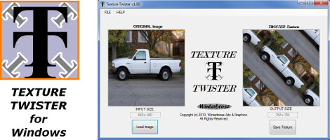 Texture Twister for Windows