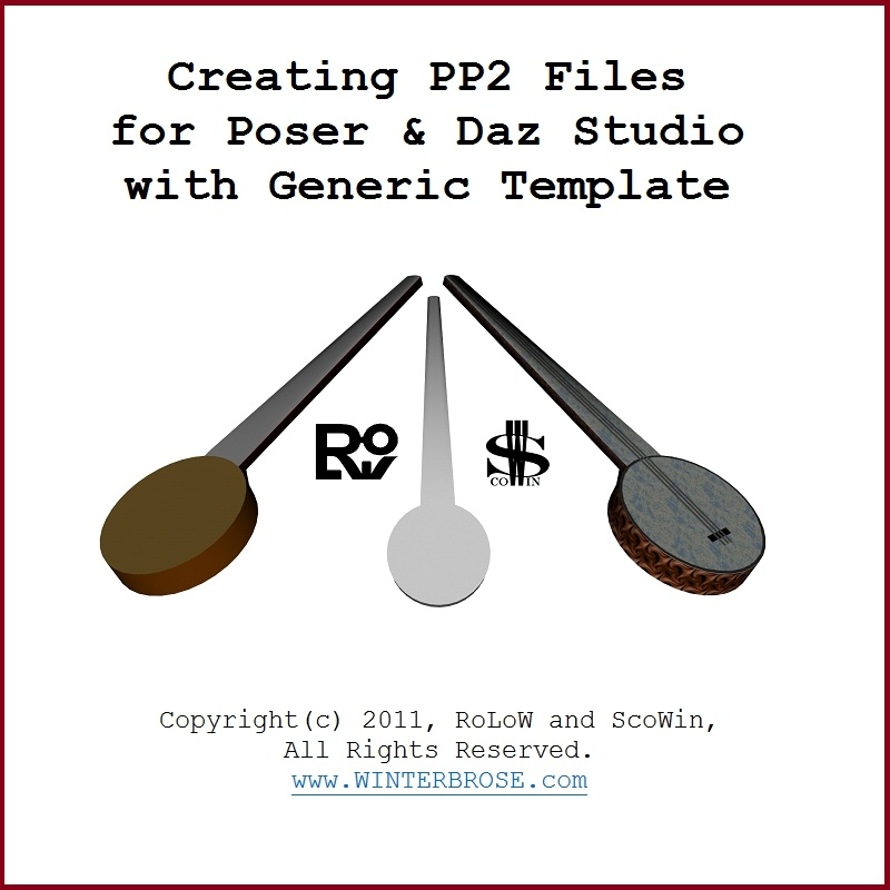Create PP2 with Generic Template
